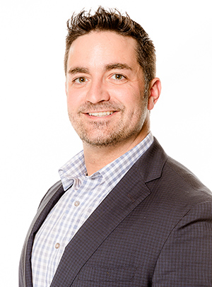 Chris Moriarity, VP of Client Relations