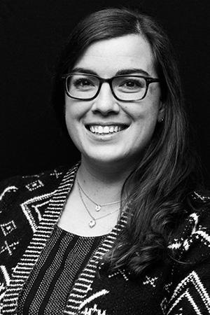 Katie Jennings, Client Liaison