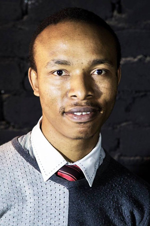 Sipho Sibanda, Digital Marketing Coordinator