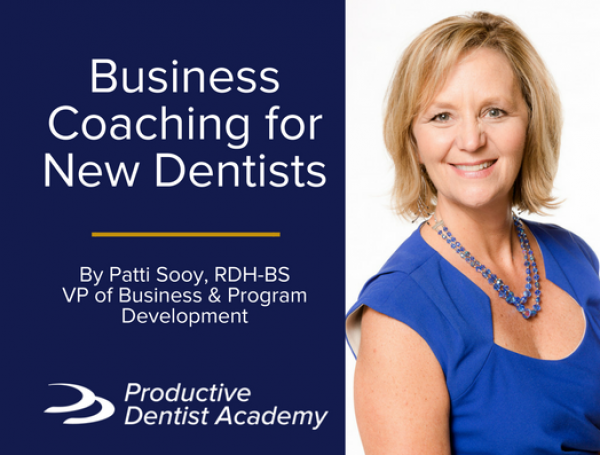Business Coaching for the New Dentist