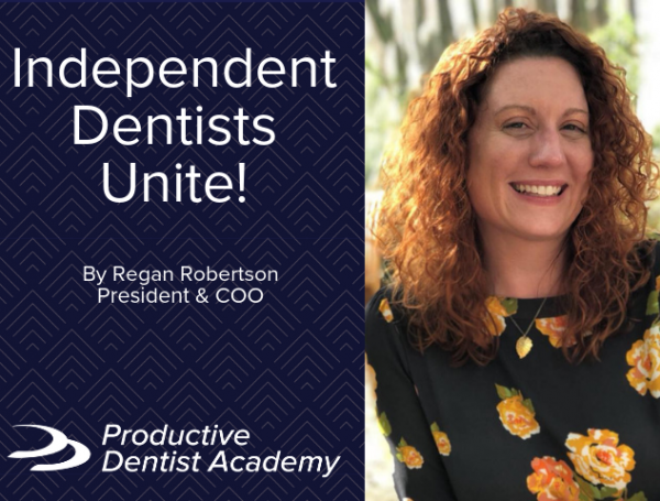 Independent Dentists Unite! 1 Quick Way to Save on Supplies!