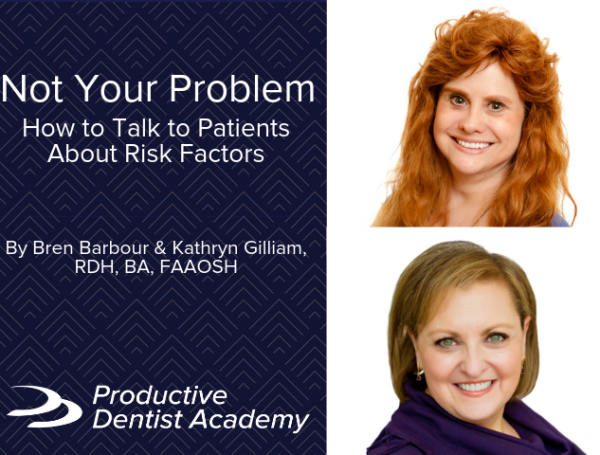 Not Your Problem: How to Talk to Patients About Risk Factors