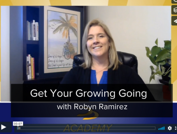 Leadership Mastermind Series: Get Your Growing Going
