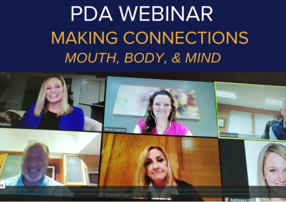 Making Connections: Mouth, Body, & Mind