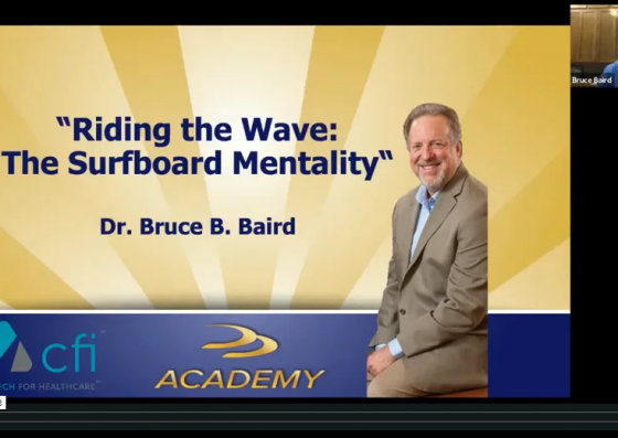 Fireside Chat with Dr. Bruce B. Baird - Surfboard Mentality