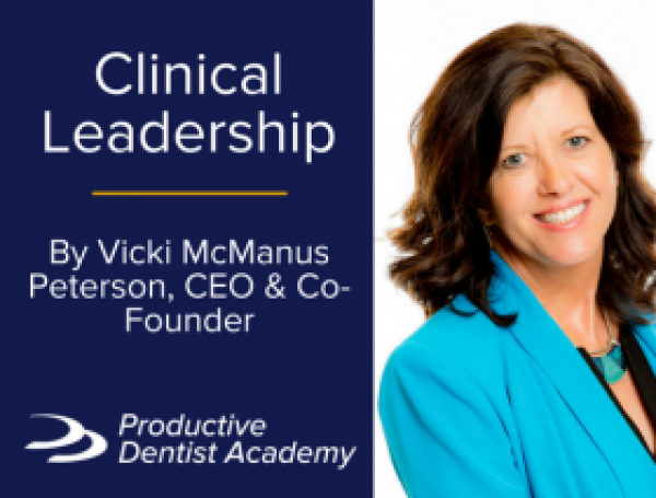 Clinical Leadership: Diagnose the Mouth, Not the Wallet