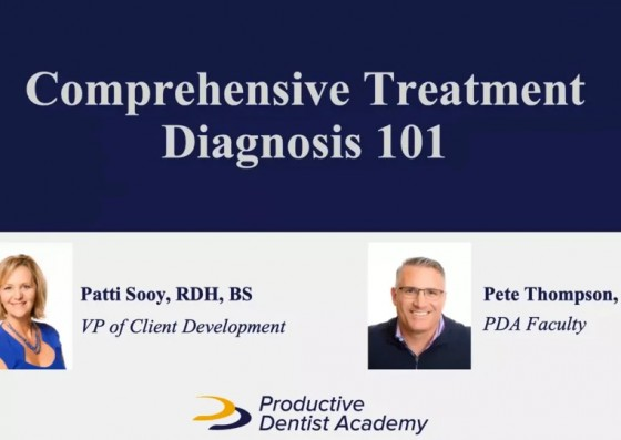 Comprehensive Treatment Diagnosis 101