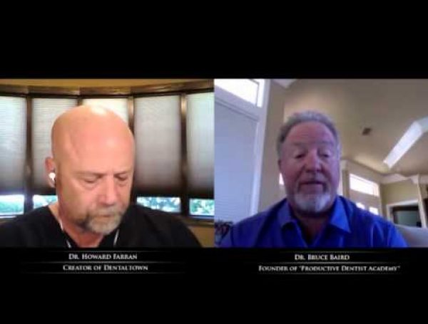 Dr. Bruce B. Baird and Victoria Peterson featured on Dr. Howard Farran's video series, Howard Speaks